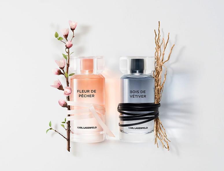 Parfums Karl Lagerfeld par Antonin Bonnet