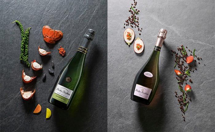 Champagne Nicolas Feuillatte ©photos Antonin Bonnet