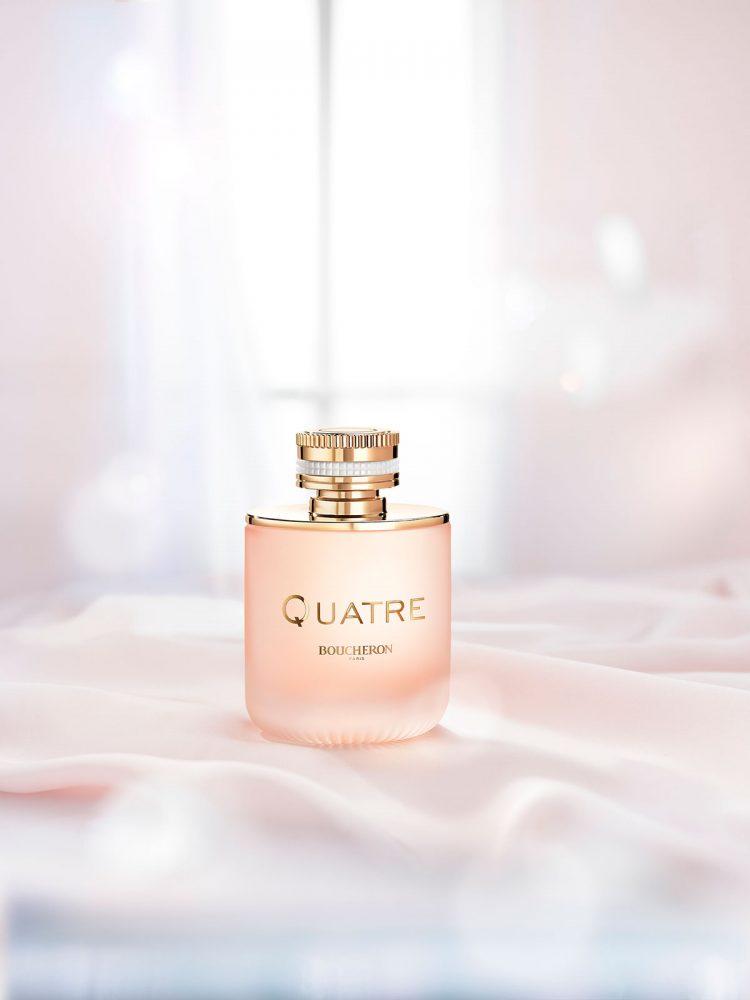 Parfum Boucheron Quatre en rose ©photo Antonin Bonnet
