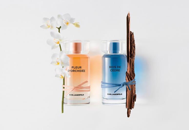 Nouveaux parfums Lagerfeld ©photo Antonin Bonnet