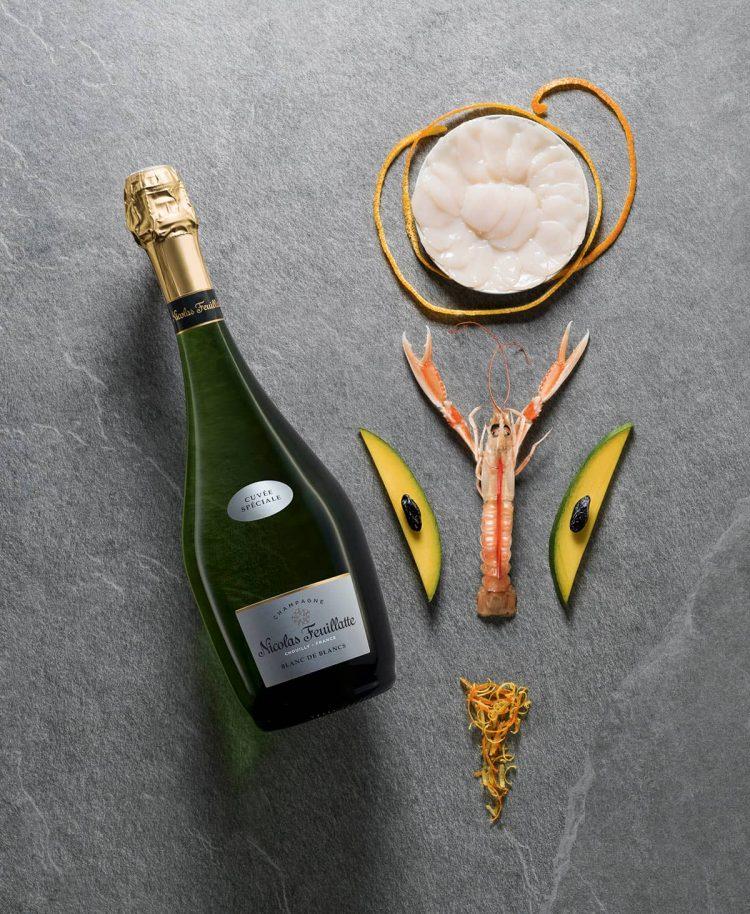 Champagne Nicolas Feuillatte Blanc de Blancs