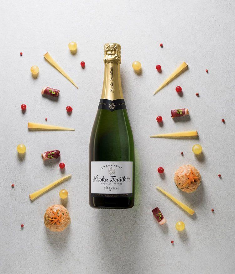 Champagne Nicolas Feuillatte Sélection Brut
