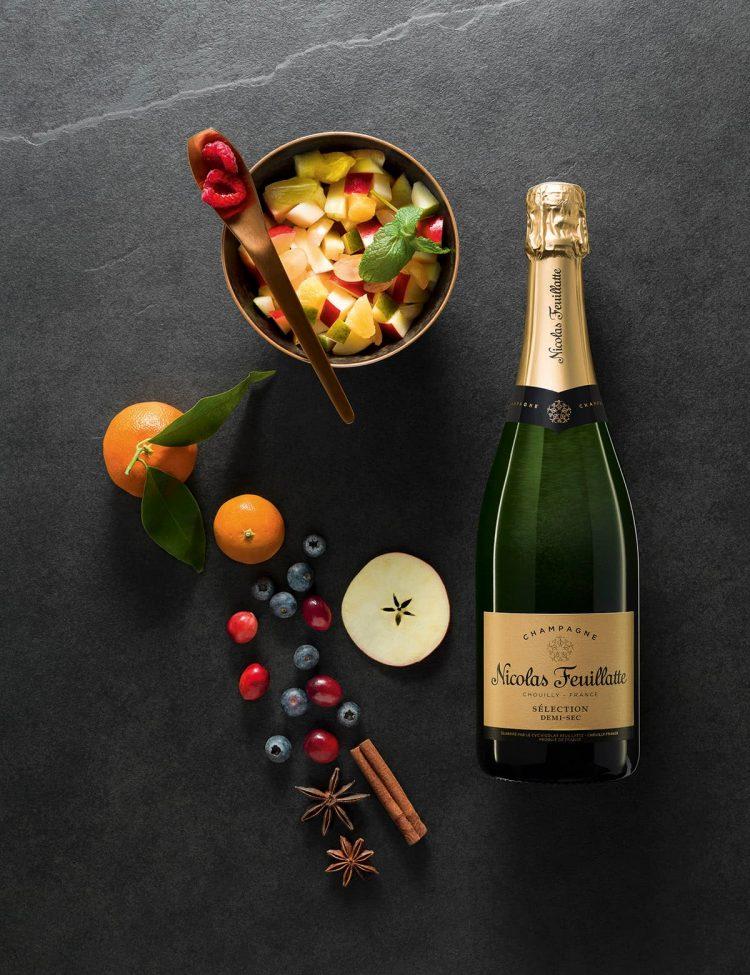 Champagne Nicolas Feuillatte Demi-Sec