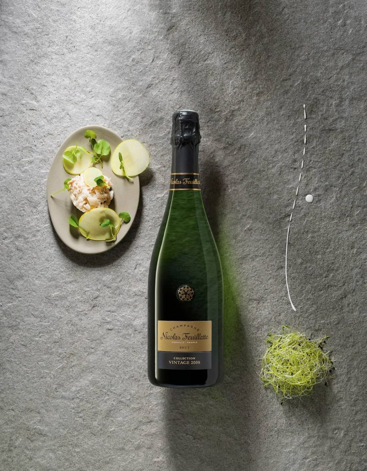 Champagne Nicolas Feuillatte Collection Vintage