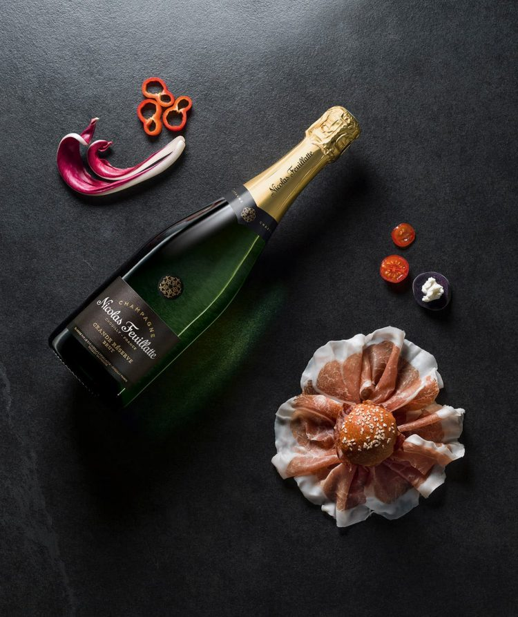 Champagne Nicolas Feuillatte Grande Réserve Brut