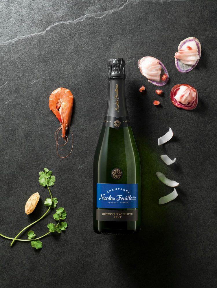 Champagne Nicolas Feuillatte Réserve Exclusive Brut