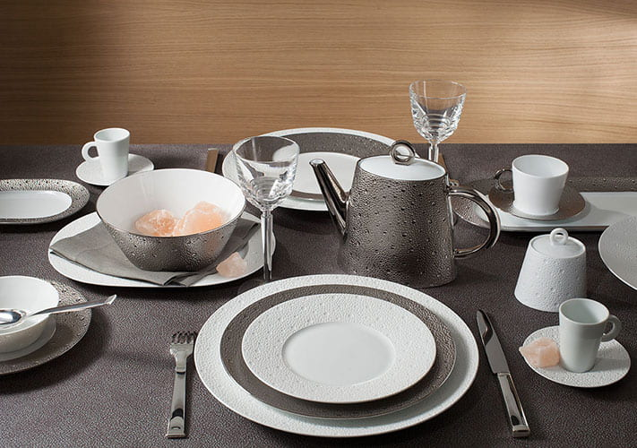 Arts de la table Bernardaud ©photo Antonin Bonnet