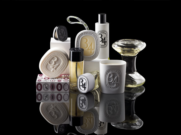 Collection 34 Diptyque Paris ©photo Antonin Bonnet
