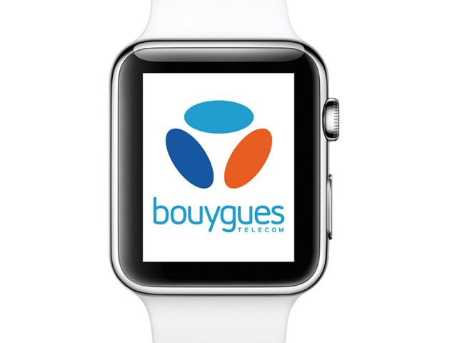 Logo Bouygues Telecom by Happyfactory Paris