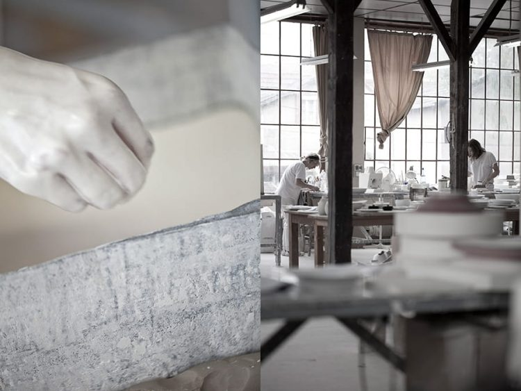 Manufacture Bernardaud Limoges ©photo Antonin Bonnet