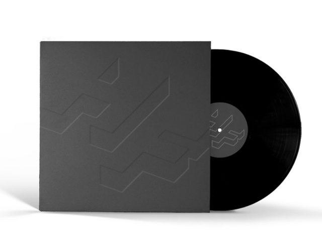 Pochette de disque vinyl