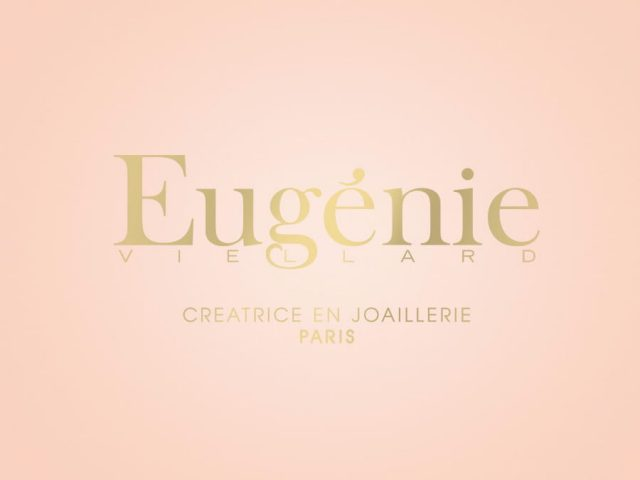 Logo Eugenie Viellard © design Happyfactory Paris