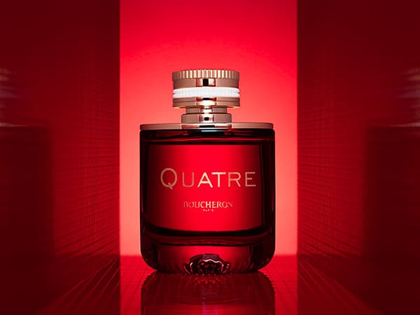 parfum boucheron quatre en rouge ©photo antonin bonnet