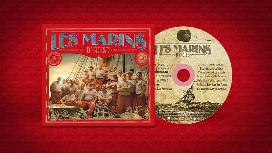 album les marins d'iroise